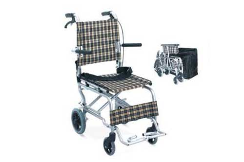 Light Weight Aluminium Push Chair  sc 1 st  Rehab Supplies Mall & Light Weight Aluminium Push Chair u2013 Rehab Supplies Mall