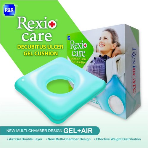 r&r gel cushion