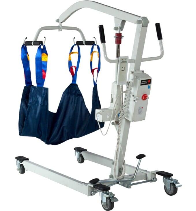 Hydraulic Medical Lift Chair : Hoist in electric hydraulic rehab supplies mall