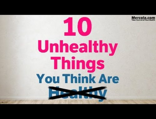 10 Unhealthy Things You Think Are Healthy